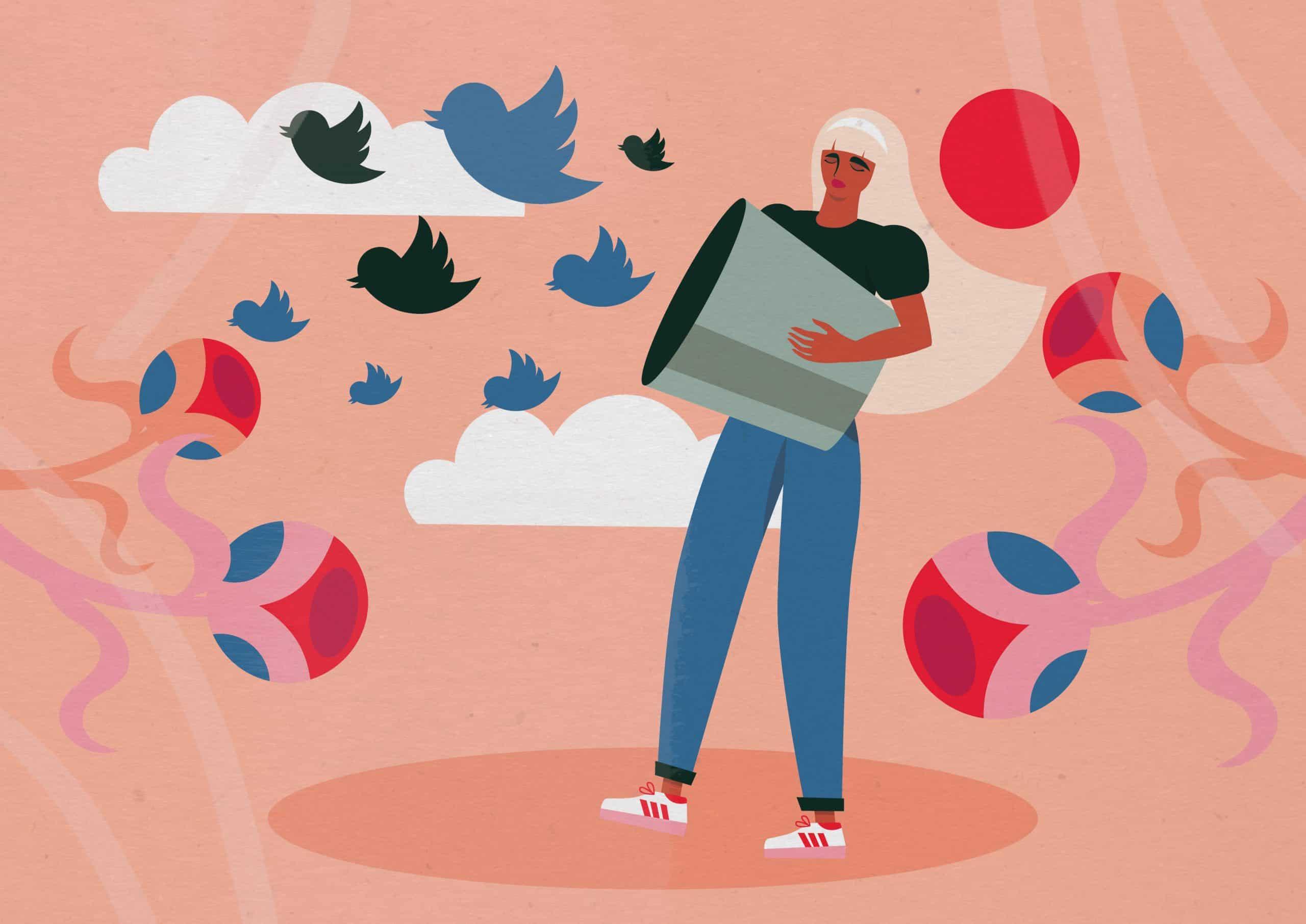 Илустрација: Катарина Мрчела (@kartagina)